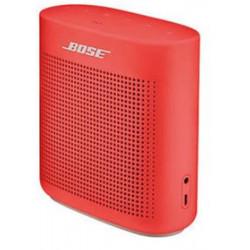 Haut-parleurs BOSE Soundlink Color II Bluetooth Rouge