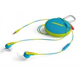 Ecouteurs BOSE Soundsport in ear apple bleu