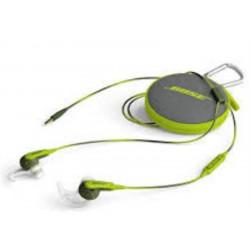Ecouteurs BOSE Soundsport in ear apple vert