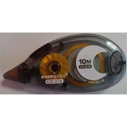 Correcteur à sec  Largeur 5 mm - Frontal - Longueur 10 m - 1er PRIX