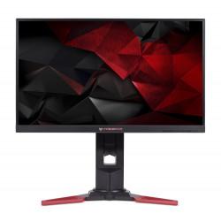 """Acer Predator XB241YU 60,5 cm (23.8"""") 2560 x 1440 pixels Wide Quad HD LED Plat Noir, Rouge"""