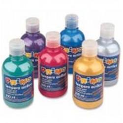 Peinture acrylique  300 ml PRIMO - ROUGE METALLISE