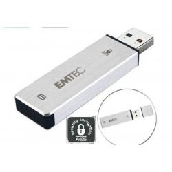 Clé USB 2.0  16 Go EMTEC Securit AES **