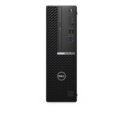 DELL OptiPlex 5080 i7-10700 SFF 10e génération de processeurs Intel® Core™ i7 16 Go DDR4-SDRAM 256 Go SSD Windows 10 Pro PC Noir