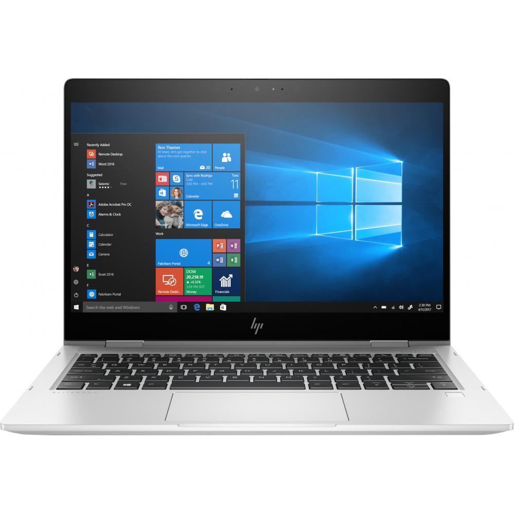 """HP EliteBook x360 830 G6 Hybride (2-en-1) 33,8 cm (13.3"""") 1920 x 1080 pixels Écran tactile Intel® Core™ i5 de 8e génération 8"""