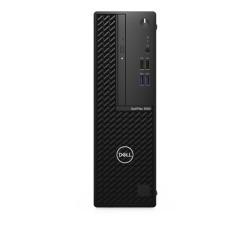DELL OptiPlex 3080 i3-10100 SFF 10e génération de processeurs Intel® Core™ i3 8 Go DDR4-SDRAM 256 Go SSD Windows 10 Pro PC Noir