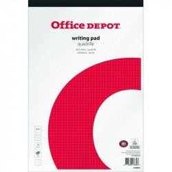 Bloc Bureau A4+  5 x 5 - 160 p - 70g - Détachable OFFICE DEPOT