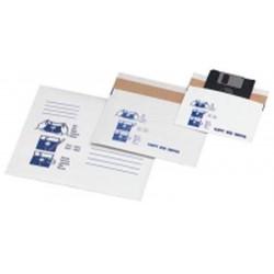 Pochette d'expédition Multimédia (CD/DVD) - 15 x 18 cm  (à l'unité)