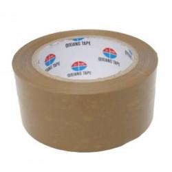 Adhesif Havane 50mm x 100m - Polypropylène - 48µ
