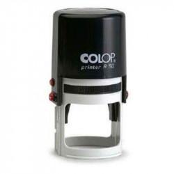 Timbre Monture COLOP Printer R50 (Diamètre: 50mm) - 9 Lignes