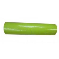 Rouleau 600 etiq. perm JAUNE 1 ligne (21x12mm) pour étiq. manuelle