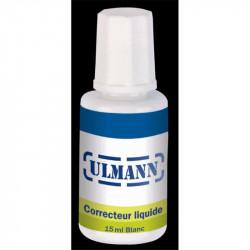 Correcteur Flacon ULMANN - Pinceau applicateur - 15 ml (blister)