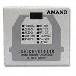 Ruban AMANO pour pointeuse MX300 / BX1500