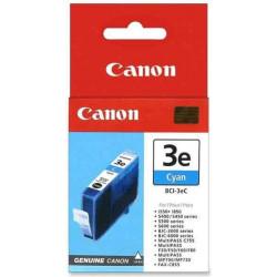 Cart CANON BCI3EC cyan - BJC-3000/6000 - S400/450/4500/MPC600F **