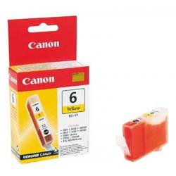 Cart CANON BCI6Y jaune - i865/905/950/965/990/9100/9950 - iP4000/5000