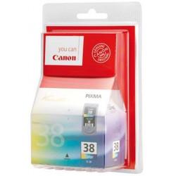 Cart CANON CL38 couleurs - MP210 - iP1800