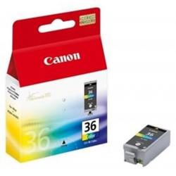 Cart CANON CLI36C - Couleurs - Mini 260 / IP-100