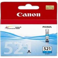 Cart CANON CLI521C Cyan - iP3600/4600 - MP540/620/630/980