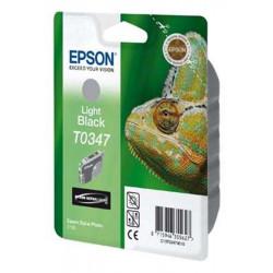 Cart EPSON - T0347 - Caméléon - Grise - Stylus Photo 2100