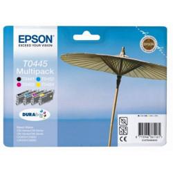 Cart EPSON - T0445 - Parasol - Noir + couleurs