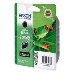 Cart EPSON - T0548 - Noir mat - R800 / R1800