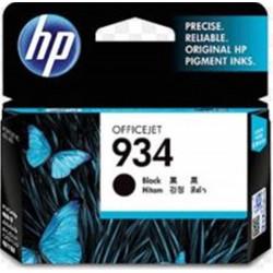 Cart HP N°934 Noir - C2P19AA - Officejet 6812/6815/Pro6230/6830