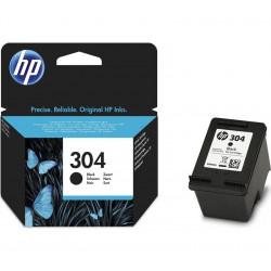 Cart HP N°304 Noir - N9K06AE - Deskjet 3720/3730/3752 120pages