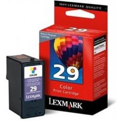 Cart LEXMARK N°29 Couleurs - 18C1429A - X2550 - Z1320 **