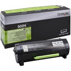 Toner LEXMARK UNISON- 502H Laser NOIR - Original5 000 p