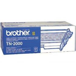 Toner BROTHER - TN-2000 - HL-2030/2040/2070/MFC7420/7820(aussiTN2025)