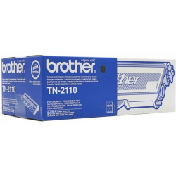 Toner BROTHER - TN-2110 - HL-2140 (1 500 pages)