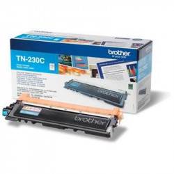 Toner BROTHER - TN-230C - Cyan - HL-3040 (1 400 pages)