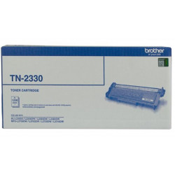 Toner BROTHER - TN-2330 - Noir - 1 200 pages ASIE