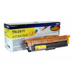 Toner BROTHER - TN-241Y - Jaune - MFC-9140 (1400 pages) EUROPE **