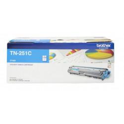 Toner BROTHER - TN-251C - CYAN - HL-3150CDN/3170CDW - ASIE