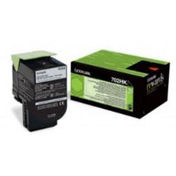 Toner LEXMARK - CSx10 - CS410n - Noir (4000 pages)