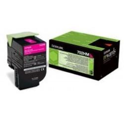 Toner LEXMARK - CSx10 - CS410n - Magenta (3000 pages)