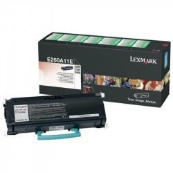 Toner LEXMARK - E260A11E - LRP E260/360/460 (3 500 pages)