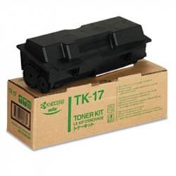 Toner KYOCERA - TK17 - FS-1000/1010/1050 (6 000 pages à 5%)