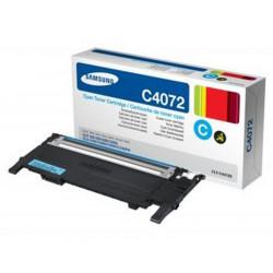 Toner SAMSUNG - CLT-C4072S - Cyan - CLP-320/325 - Consos Europe