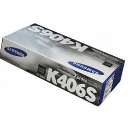 Toner SAMSUNG - CLT-K406S - Noir - CLP-360/365-CLX3300 (1500 p) Austr
