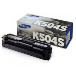 Toner SAMSUNG - CLT-K504S - Noir - CLP-415/CLX4195 (2500p) Asie **