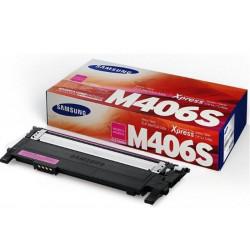 Toner SAMSUNG - CLT-M406S - Magenta - CLP-360/365-CLX3300(1000 p)Au**