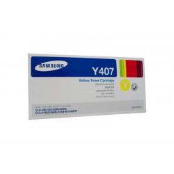Toner SAMSUNG - CLT-Y407S - Jaune - CLP-325 - Consos Australie