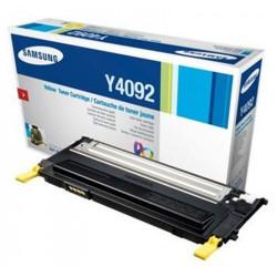 Toner SAMSUNG - CLT-Y4092S - Jaune - CLP-310 - Consos Europe **