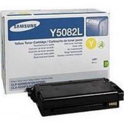Toner SAMSUNG - CLT-Y5082L - Jaune - CLP-620/670 - (4000p) Europe ***