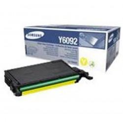 Toner SAMSUNG - CLT-Y6092S - Jaune - CLP-770ND (7 000 p) euro **