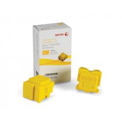 Toner XEROX - 108R00933 - Jaune - 8570 ColorQube - par 2 (Europe) **