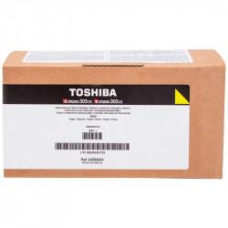 Toner TOSHIBA T-305PY - Jaune pour e-STUDIO-305CS (3000p) - RETOUR
