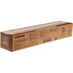 Toner TOSHIBA - FC415EY - Jaune - e-2515/3015/3515/4515/5015AC